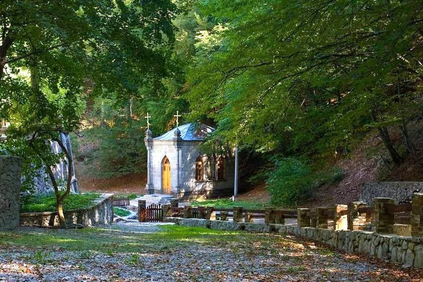 Косьмо-Дамиановский мужской монастырь
