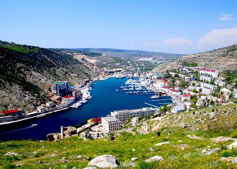 Балаклавская бухта — аутентичная уютная гавань