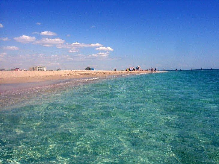 Море, солнце, отдых