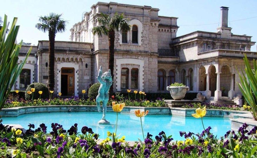 Юсуповский дворец — великолепный архитектурный объект
