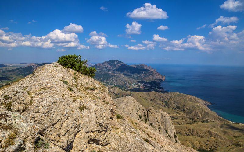 Гора Эчки-Даг: мистическое место, где сходятся стихии