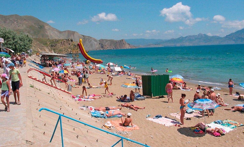 Пляжи — от обустроенных до диких