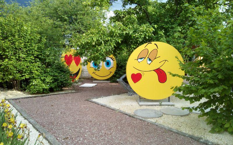 Музей смайликов — территория хорошего настроения