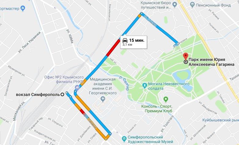 Гагаринский парк — прихоть чиновника