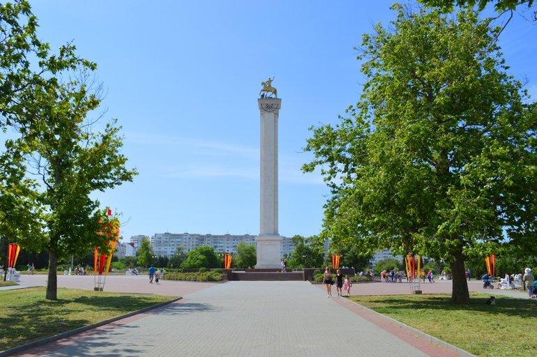 Парк Победы в Севастополе — памятный отдых